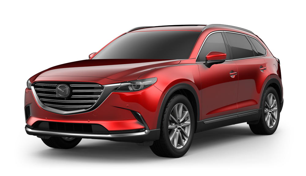 2020 Mazda CX-9 Grand Touring Trim